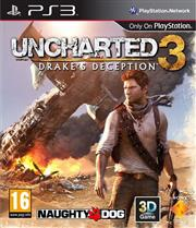 Uncharted 3 Drake's Deception PlayStation 3