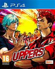 Uppers Playstation 4