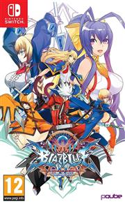 Blazblue Central Fiction (Special Edition) Nintendo Switch