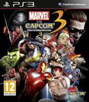 Marvel vs. Capcom 3 Fate of Two Worlds PlayStation 3