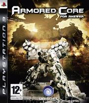 Armored Core For Answer PlayStation 3