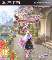 Atelier Rorona The Alchemist of Arland PlayStation 3