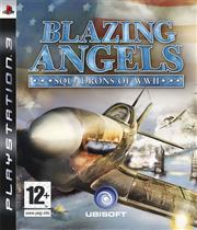 Blazing Angels Squadrons of WWII PlayStation 3