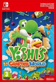 Yoshi's Crafted World (Download) Nintendo Switch