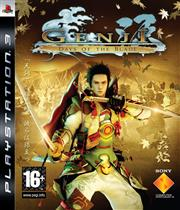 Genji Days of the Blade PlayStation 3