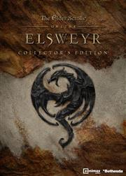 The Elder Scrolls Online Elsweyr (Collector's Edition) Playstation 4