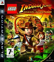 Lego Indiana Jones The Original Adventures PlayStation 3