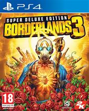 Borderlands 3 (Super Deluxe Edition) Playstation 4