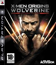 X-Men Origins Wolverine PlayStation 3