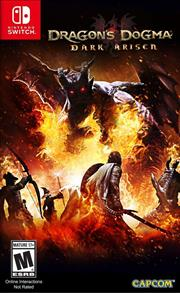 Dragon's Dogma Dark Arisen Nintendo Switch