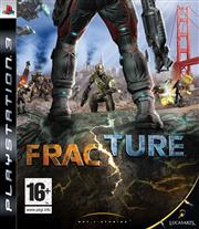 Fracture PlayStation 3