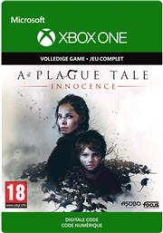 A Plague Tale Innocence (Digitaal Code) Xbox One