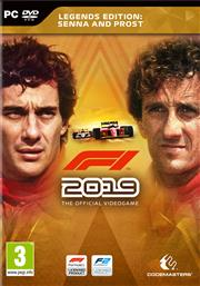 F1 2019 (Legends Edition) PC