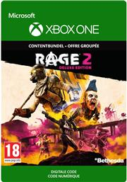 Rage 2 Deluxe Edition (Digitaal Code) Xbox One