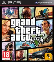 Grand Theft Auto 5 (GTA V) PlayStation 3