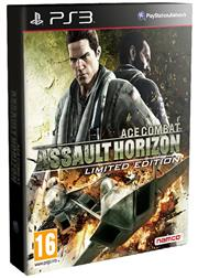 Ace Combat Assault Horizon Limited Edition PlayStation 3