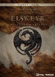 The Elder Scrolls Online Elsweyr (Digitaal Collector's Edition Upgrade Code) PC / MAC