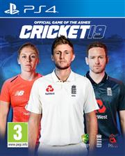 Cricket 19 The Official Game Of The Ashes Playstation 4