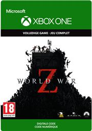 World War Z (Digitaal Code) Xbox One