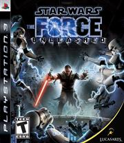 Star Wars The Force Unleashed PlayStation 3