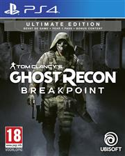 Tom Clancy's Ghost Recon Breakpoint (Ultimate Edition) Playstation 4