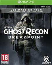 Tom Clancy's Ghost Recon Breakpoint (Ultimate Edition) Xbox One