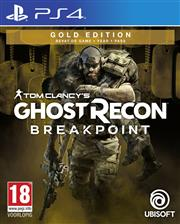Tom Clancy's Ghost Recon Breakpoint (Gold Edition) Playstation 4