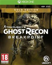 Tom Clancy's Ghost Recon Breakpoint (Gold Edition) Xbox One