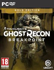 Tom Clancy's Ghost Recon Breakpoint (Gold Edition) PC