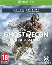 Tom Clancy's Ghost Recon Breakpoint (Auroa Edition) Xbox One