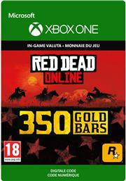 Red Dead Redemption 2 - 350 Gold Bars Consumable (Digitaal Code) Xbox One