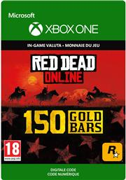 Red Dead Redemption 2 - 150 Gold Bars Consumable (Digitaal Code) Xbox One