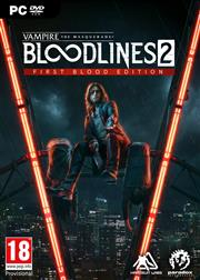 Vampire The Masquerade Bloodlines 2 (First Blood Edition) PC
