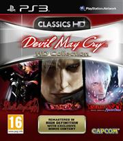 Devil May Cry HD Collection PlayStation 3