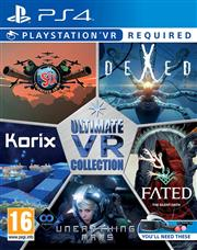 Ultimate VR Collection (VR) Playstation 4