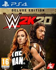 WWE 2K20 (Deluxe Edition) Playstation 4