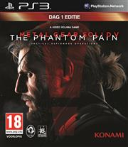 Metal Gear Solid 5 (V) The Phantom Pain (Day 1 Edition) PlayStation 3