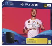 Sony Playstation 4 Console 1 TB (PRO) Zwart Set Pack + Fifa 20