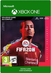 Fifa 20 (Champions Edition - Digitaal Code) Xbox One