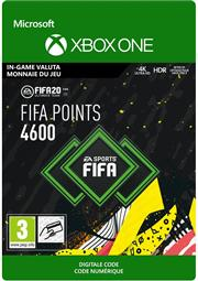 Fifa 20 Ultimate Team 4.600 Points (Digitaal Code) Xbox One