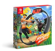 Ring Fit Adventure (inclusief Ring-Con en Beenband) Nintendo Switch