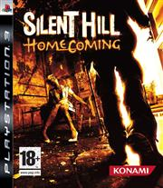 Silent Hill Homecoming PlayStation 3