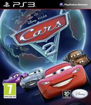 Cars 2 the videogame PlayStation 3