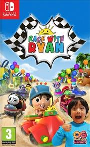 Race with Ryan Nintendo Switch