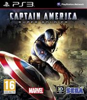 Captain America Super Soldier PlayStation 3