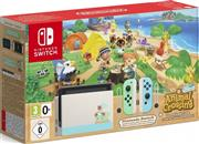 Nintendo Switch Spelcomputer + Animal Crossing New Horizons Limited Edition Bundel