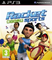 Racket Sports Playstation 3