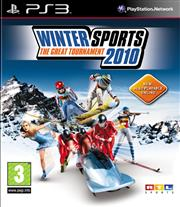 Winter Sports 2010 The Great Tournament PlayStation 3