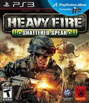 Heavy Fire Afghanistan PlayStation 3