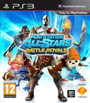 PlayStation All-Stars Battle Royale PlayStation 3